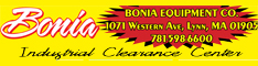 bonia motors construction equipment industrial machinery lynn mass