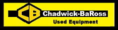 chadwick baross used heavy construction equipment excavators trailers attachments sales chelmsford ma
