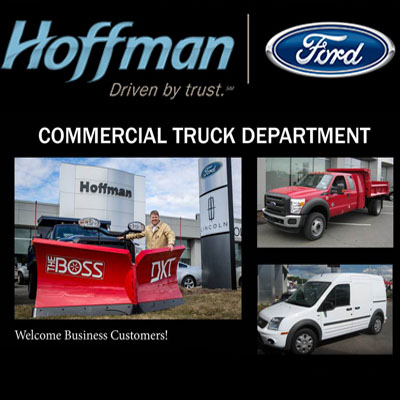 hoffman ford truck trucks east hartford conn ct