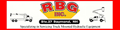 raymond bucket guys rbg aerial lifts bucket trucks new hampshire