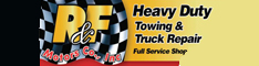 r & f motors towing truck trailer repairs trucks taunton mass