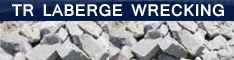 tr laberge wrecking cobblestone granite sales mass