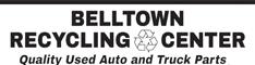 belltown recycling truck parts ct conn