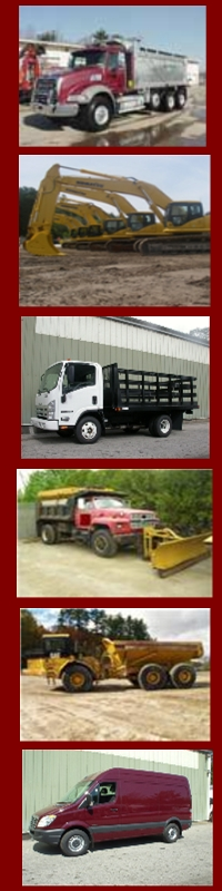 dump trucks new used trucks equipment vans bulldozers excavators tractors backhoes heavy equipment trailers for sale