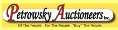 petrowsky auctioneers commercial trucks construction equipment auction auctions franklin conn