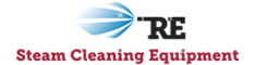 re r and e steam cleaning equipment