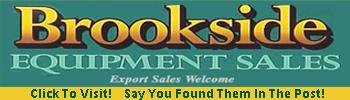 brookside heavy equipment sales phillipston ma