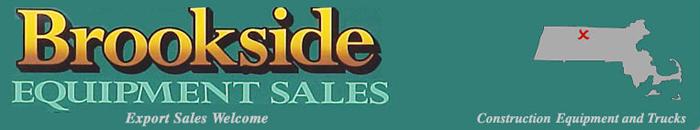 brookside equipment sales phillipston mass
