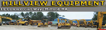hillview construction equipment sales milford ma