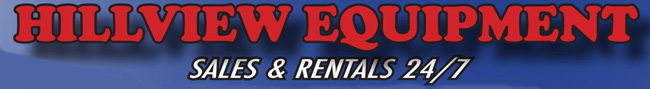 hillview equipment sales rentals milford ma
