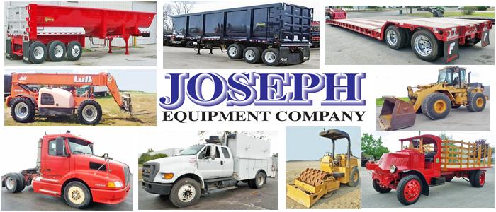 joseph equipment company trailers nh