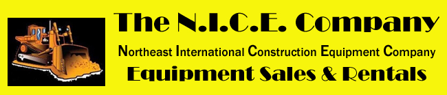 nice company construction equipment sales hopedale ma