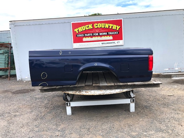 OBS FORD 8' BED